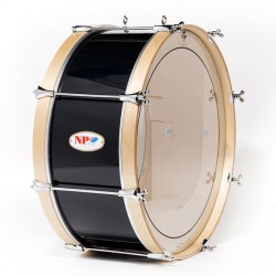 NP Bass Drum 55x25 cms Black
