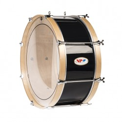 NP Bass Drum 55x20 cms Black