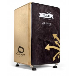Leiva Percussion Cajon Desmontable Omeya Travel