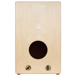 Leiva Percussion Cajon Alma Natural