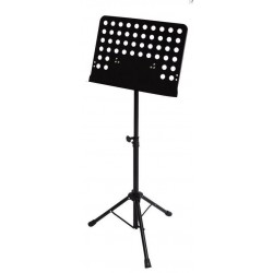 Gewa Atril de Orquesta Black Perforado BSX
