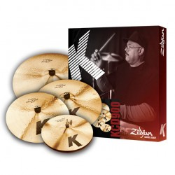 Zildjian Set Platos K Custom Darkbox Set
