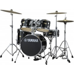 Yamaha Junior Kit Manu Katché Negra