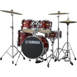 Yamaha Junior Kit Manu Katché Roja