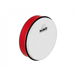 "Nino Nino5R Frame Drum 10"" Red"