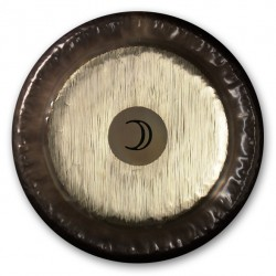 """Paiste Gong Planet 24"""" G2 Sidereal Moon"""