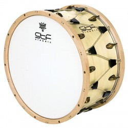 Santafé Bass STF3240 Marching Drum 50x30 cms Natural