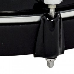 LD Percussion Marching Drum Small 4702 Black