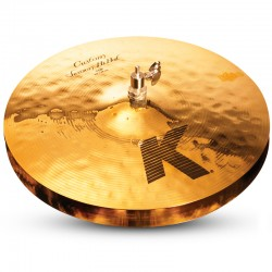 "Zildjian Hi Hat 14"" K Custom Session"
