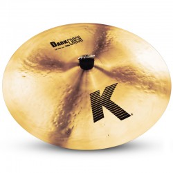 "Zildjian Crash 19"" K Dark Thin"