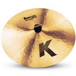"Zildjian Crash 16"" K Dark Medium Thin"