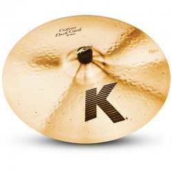 ZILDJIAN Crash 18 K Custom Dark