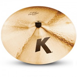 "Zildjian Ride 20"" K Custom Dark"