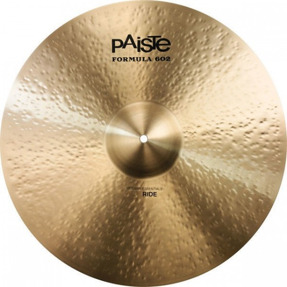 PAISTE Ride 22 602 Modern Essential