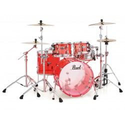 Pearl Crystal Beat Standard Ruby Red