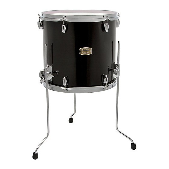 YAMAHA Stage Custom Birch Floor Tom 18x16 Raven Black