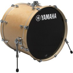 "Yamaha Stage Custom Birch Bombo 24x15"" Natural"