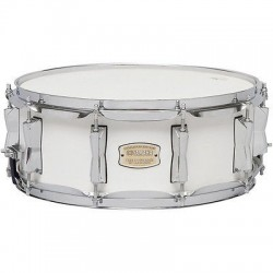 "Yamaha Stage Custom Birch Pure White 14x5.5"" SBS1455"