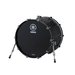YAMAHA Live Custom Bombo 24x18 Black Wood