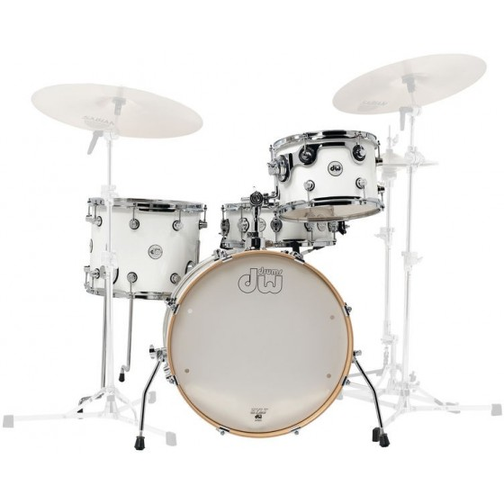 DW Design Frequent Flyer White Gloss