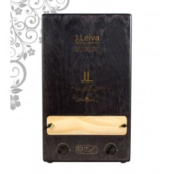 Leiva Percussion Cajon Omeya Bass Studio