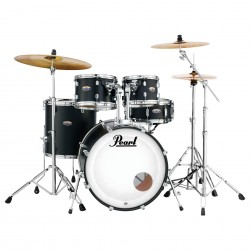 Pearl Decade Maple Studio Satin Slate Black