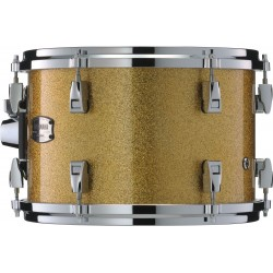 """Yamaha Absolute Hybrid Tom 10x07"""" Gold Champagne Sparkle"""