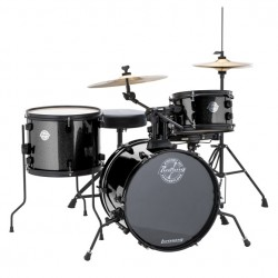 LUDWIG LC178X Pocket Kit Black