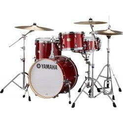 Yamaha Stage Custom Bebop Birch Cranberry Red