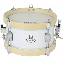 LD Percussion Redoblante Chicotá 25x12 Blanco