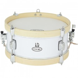 LD Percussion Redoblante Chicotá 30x12 Blanco
