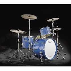 PEARL Masters Custom BCX Rock Navy Blue Sparkle