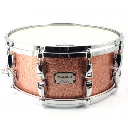 Yamaha Absolute Hybrid Pink Champagne Sparkle 14x06""