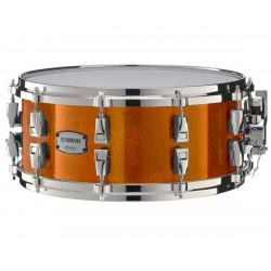 YAMAHA Absolute Hybrid Caja 14x06 Orange Sparkle