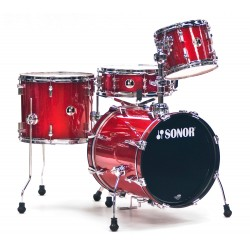 Sonor Safari Shell Red Sparkle