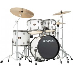 Tama IP58H6N-BSGW Imperialstar Jazz Sugar White