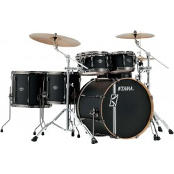 Tama Superstar Hyper-Drive Studio Rock Flat Black