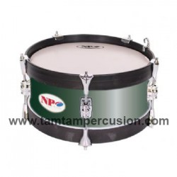 NP Marching Drum Mini Sayón 25x12 cms Green