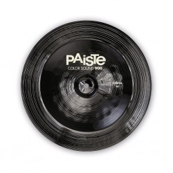 "Paiste China 14"" 900 Color Sound Black"