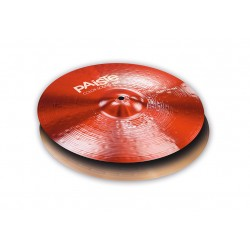 "Paiste Hi Hat 14"" 900 Color Sound Rojo"