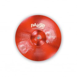 "Paiste Splash 10"" 900 Color Sound Rojo"