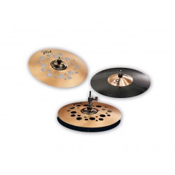 Paiste Set Platos PST X DJS 45 SET