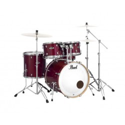 Pearl Export Lacquer Fusion EXL725F Cherry