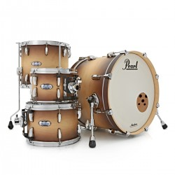 Pearl Masters Maple Complete Studio Natural
