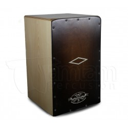 Pepote Cajon Percus Walnut