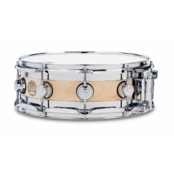DW DRUMS Caja Edge Finish Ply 14x05 Satin Natural