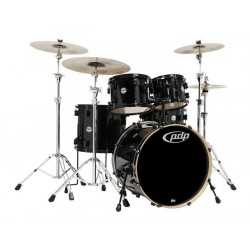 PDP by DW Concept Maple CM5 Standard Pearlescent Black