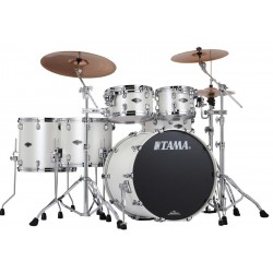 Tama Starclassic Performer Satin Pearl White  DrumFest