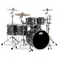 DW Collector Black Galaxy DrumFest