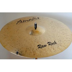 "Amedia Crash 19"" Raw Rock"